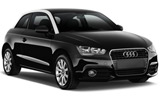 SIXT Car rental Changi Airport - T3 Economy car - Audi A1
