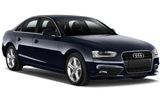 BUDGET Car rental Naples - Train Station Standard car - Audi A4