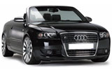 SILVERCAR Car rental New Brunswick Train Convertible car - Audi A4 Convertible