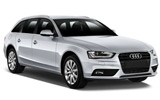 BUDGET Car rental Kiruna - Airport Standard car - Audi A4 Estate