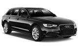 EUROPCAR Car rental Ostersund Airport Standard car - Audi A6 Estate