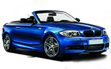 Rent BMW 1 Series Convertible