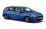 HERTZ Car rental Lugano Downtown Van car - BMW 2 Series Active Tourer