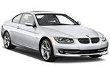ENTERPRISE Car rental Crete - Agios Nikolaos Fullsize car - BMW 3 Series Coupe Diesel