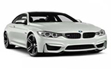 SIXT Car rental Oldenburg Luxury car - BMW 4 Series Coupe