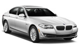 BUDGET Car rental Bugibba Luxury car - BMW 5 Series