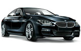 BLS Car rental Kiev - Zhuliany - International Airport Luxury car - BMW 6 Series