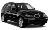 SIXT Car rental Campbell Suv car - BMW X5