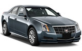 ENTERPRISE Car rental Wichita Airport Luxury car - Cadillac CTS