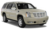 SIXT Car rental Dammam - Airport Exotic car - Cadillac Escalade