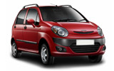 Chery Car Rental at Durban Airport - King Shaka DUR, South Africa - RENTAL24H