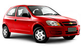 DOLLAR Car rental Montevideo - City Centre Economy car - Chevrolet Celta