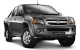 ENTERPRISE Car rental Buffalo - Airport Van car - Chevrolet Colorado