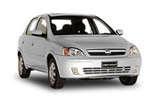 ALAMO Car rental Punta Del Este - City Centre Compact car - Chevrolet Corsa Classic