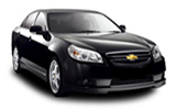 INTER WAYS Car rental Skopje Standard car - Chevrolet Epica