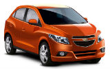 AVIS Car rental Copiapo - Downtown Economy car - Chevrolet Onix