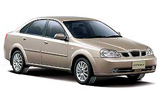 NATIONAL Car rental Tuxtla - International Airport Standard car - Chevrolet Optra