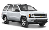 S.S.TRAVELS Car rental New Delhi - Downtown Suv car - Chevrolet Trailblazer