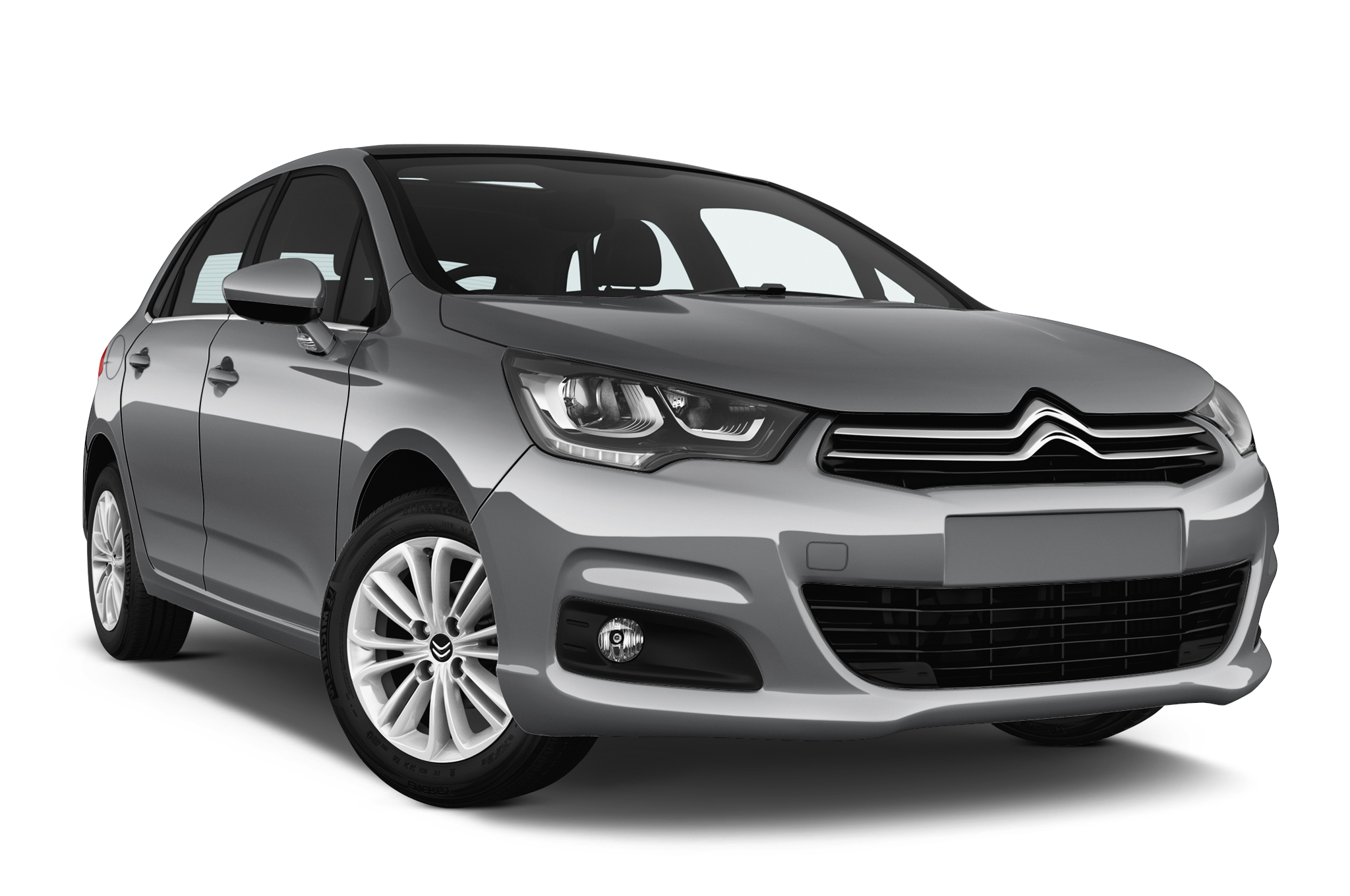 INTERRENT Car rental Barcelona - Airport Standard car - Citroen C-Elysee