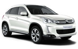 HERTZ Car rental Bodo Suv car - Citroen C4 Aircross