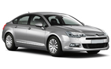 SIXT Car rental Kourou Standard car - Citroen C5