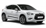 BUDGET Car rental Magdeburg Compact car - Citroen DS4