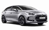 SIXT Car rental Rome - City Centre Standard car - Citroen DS5