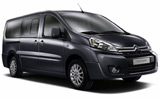 SIXT Car rental Santo Domingo - Citywide Van car - Citroen Jumpy