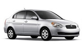 FIREFLY Car rental Cancun - Hotel Nh Krystal Compact car - Dodge Attitude