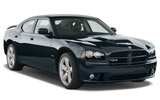 FOX Car rental Orlando - Airport Fullsize car - Dodge Charger