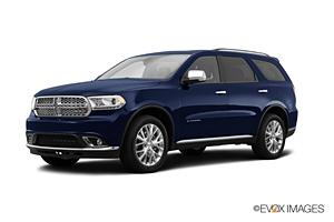 ENTERPRISE Car rental Oakland - 3950 Broadway Van car - Dodge Durango