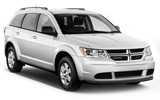HERTZ Car rental La Paz - Downtown Standard car - Dodge Journey