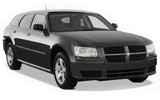 PAYLESS Car rental Philadelphia - 510 N Front & Spring Garden Fullsize car - Dodge Magnum