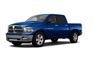 Rent Dodge Ram 1500