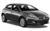 CAR2MOVE Car rental Sicily - Catania Via Antonello Da Messina Compact car - Fiat Bravo Diesel