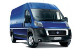 BUDGET Car rental Treviso - Airport Van car - Fiat Ducato