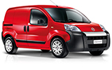 MOVIDA Car rental Porto Alegre - Central Van car - Fiat Fiorino