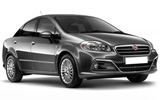 BUDGET Car rental Bursa - Downtown Compact car - Fiat Linea