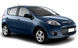 AVIS Car rental Montevideo - City Centre Economy car - Fiat Palio