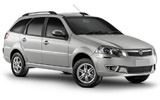 AVIS Car rental Montevideo - City Centre Standard car - Fiat Palio Weekend