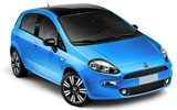EUROPCAR Car rental Gaeta - City Centre Economy car - Fiat Punto