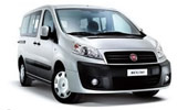 B-RENT Car rental Milan - Airport - Malpensa Van car - Fiat Scudo