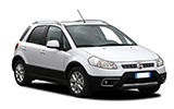 Rent Fiat Sedici Emotion