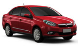 DOLLAR Car rental Punta Del Este - City Centre Compact car - Fiat Siena