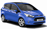 ENTERPRISE Car rental Hasselt Compact car - Ford B-Max
