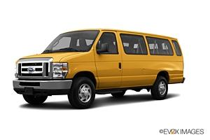 24 HOUR RENT A CAR Car rental Los Angeles - Airport Fullsize car - Ford E-350