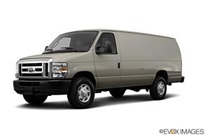 AIRPORT VAN RENTAL Car rental Richmond - 3080 Hilltop Mall Rd Compact car - Ford E-350 Cargo