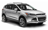 BUDGET Car rental New Orleans -gentilly Woods Suv car - Ford Escape