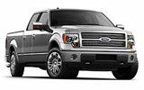 NATIONAL Car rental Queretaro - Airport Van car - Ford F-150