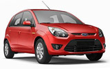 AVIS Car rental Pune Downtown Economy car - Ford Figo